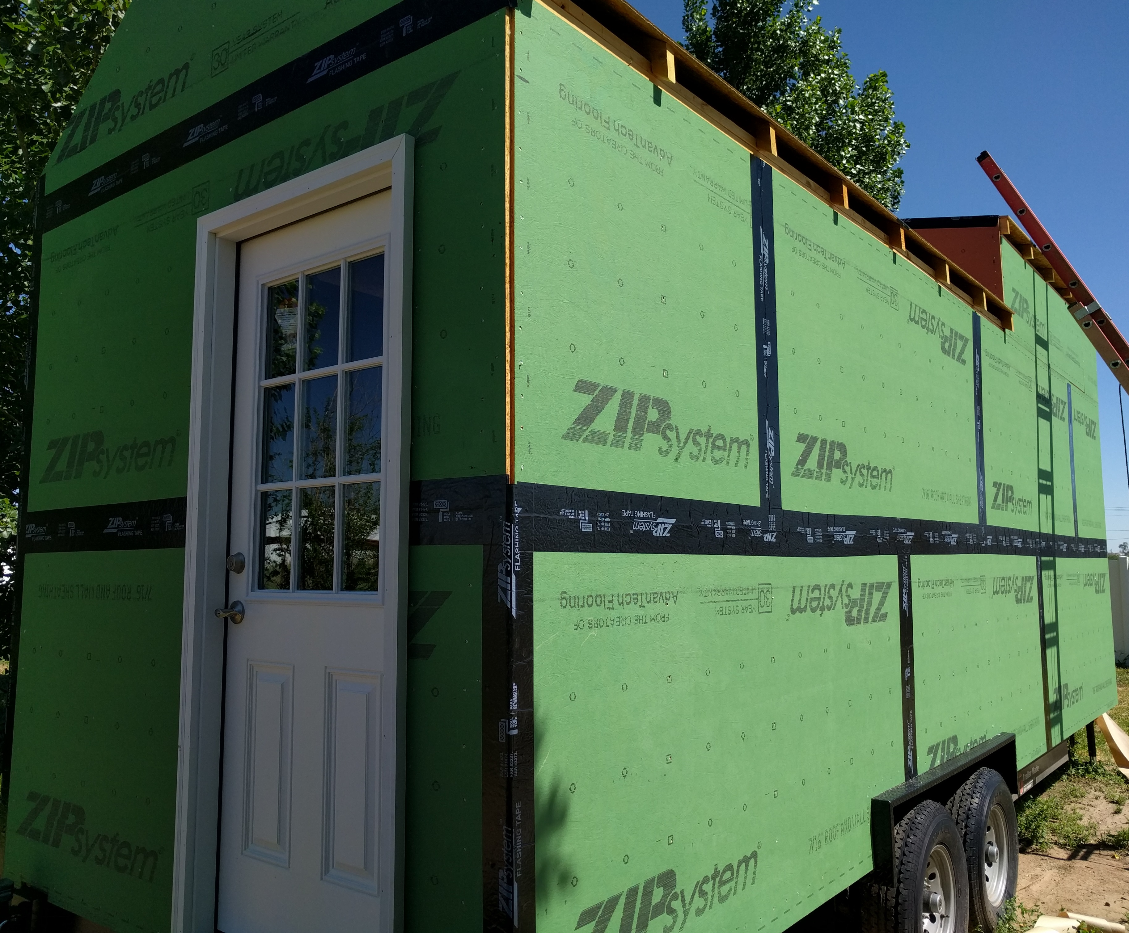 24 foot tiny house shell einstyne tiny homes for 24 ft tiny house