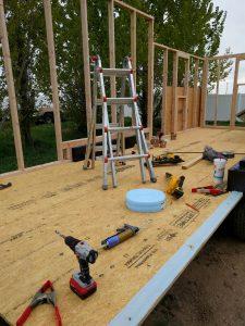 Building The Crestone
